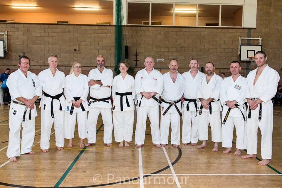 BKA Kumite Course
